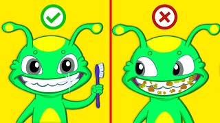 Download This is the way Song | 30 mins Groovy The Martian Nursery Rhymes for children Video