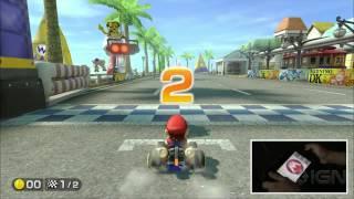 Download Mario Kart 8 Gameplay Demo - IGN Live - E3 2013 Video