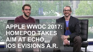 Download Apple WWDC 2017: HomePod Takes Aim at Echo, iOS Envisions A.R. Video
