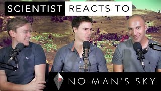 Download Scientist Reacts to No Man's Sky With Lewis Dartnell Video