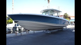 Download 2018 Boston Whaler 380 Outrage 60th Anniversary Edition For Sale at MarineMax Naples Yacht Center Video