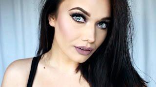 Download Purple Smoky Eye Makeup Tutorial Video