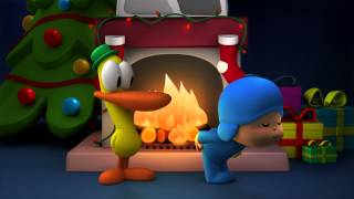 Download Pocoyo wishes you Merry Christmas and a Happy New Year!!! (Yuge Log) Video