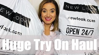 Download New Look Try On Haul & 30% Discount Code | A Little Obsessed #VLOGTOBER Video