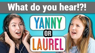Download YANNY or LAUREL: What do you hear? (REACT) Video