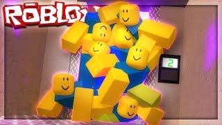 Download ELEVATOR FULL OF ROBLOX NOOBS! (The Elevator Remade) Video