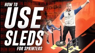 Download How To Use Sleds For Sprinters Video