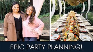 Download Help Me Plan My EXTRAVAGANT Thanksgiving Party Video