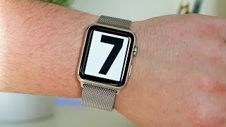 Download 7 Awesome Apple Watch tricks Video