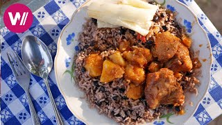 Download Cuba - Rice and pork: the basis of the Cuban cuisine | What's cookin' Video
