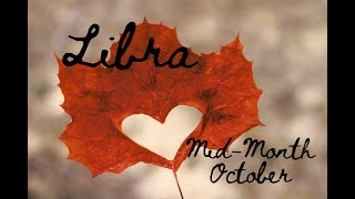 "Download Libra ""The Grand Reopening of your Heart Chakra"" MID OCTOBER Tarot Reading Video"