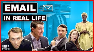 Download Email in Real Life Video