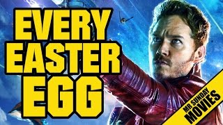Download GUARDIANS OF THE GALAXY - Every Easter Egg & Reference Video