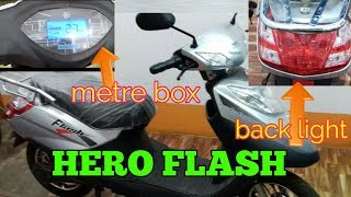 Download HERO FLASH ELECTRICT SCOOTER Video