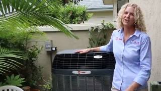 Download Quiet Air Conditioner | Trane XV20i Variable Speed AC | Best HVAC Service in San Diego Video
