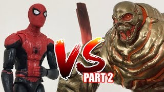 Download Spiderman Far From Home Vs Molten Man EPIC BATTLE Part 2 (Hands motion) Video