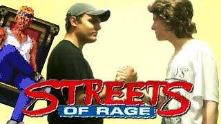 Download FRENÉTICAS Aventuras de Gusang - STREETS OF RAGE: O TRAUMA Video