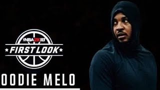 Download NBA 2K18 Carmelo Anthony Rating! Hoodie Melo Rating! Video
