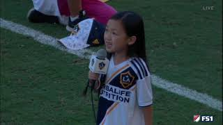 Download 7 Year-Old Crushes National Anthem, Zlatan Approves Video