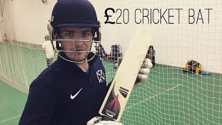 Download How Long Does a £20 Cricket Bat Last? Video