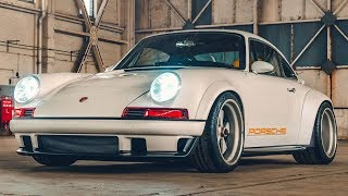 Download Porsche 911 reimagined by Singer and Williams | Top Gear Video