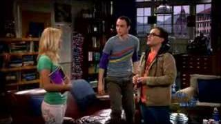 Download The Big Bang Theory - Sheldon The Germaphobe Video