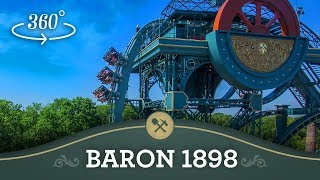 Download Baron 1898 in 360° - Efteling Onride Video