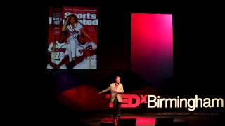 Download Sports can start meaningful conversations | Andy Billings | TEDxBirmingham Video