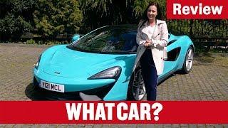 Download 2018 McLaren 540C Review | More fun than an Audi R8? | What Car? Video