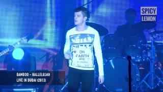 Download Bamboo - Hallelujah (Live in Dubai 2013) Video