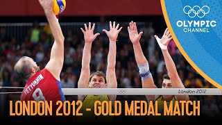 Download Volleyball - Russia vs Brazil - Men's Gold Final | London 2012 Olympic Games Video