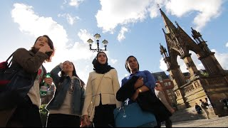 Download Manchester: a city for international students Video