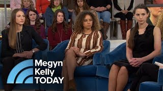 Download Ex-Gymnasts Tell Megyn Kelly That Coach Ignored Reports Of Larry Nassar's Abuse   Megyn Kelly TODAY Video