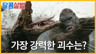 Download 역대 영화 속 거대 괴수 특집! 괴수 영화 특별편 (TOP12 Giant Monster in Movie) Video
