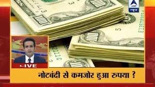 Download Rising dollar, falling rupee Video