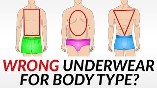 Download STOP Wearing the Wrong Underwear! | The Right Boxers, Briefs, Or Trunks For Your Body Type Video