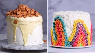 Download CEREAL-sly Cool Layer CAKE In A Waffle Iron | Food Hacks So Yummy Video