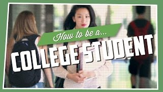 Download How To Be A College Student Video