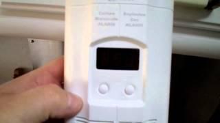 Download Alternative to LP Gas & Carbon Monoxide Detector Alarm in RV CamperVan Van Video