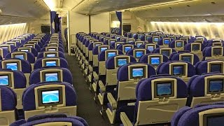 Download British Airways Boeing 777-200 Cabin Tour and Walk Around Video