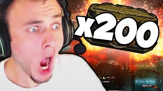 Download x200 ADVANCED SUPPLY DROPS! (EPIC OPENING and Elite M1 Irons!?) Video