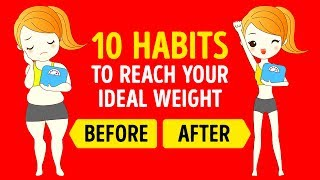 Download 10 Simple Habits to Lose Weight Naturally Video