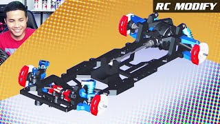 Download RC Modify 25 Part 1 | M-Drift 1 RWD Chassis Creation 3D Printed Video