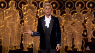 Download Ellen DeGeneres' 86th Oscars Opening Video