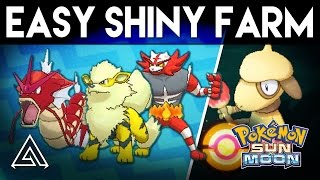 Download Pokemon Sun and Moon | How to Easily Farm Shiny Pokemon Video