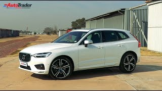 Download Volvo XC60 T6 AWD R Design Review Video