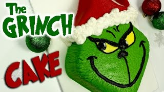 Download The GRINCH CAKE that stole Christmas! Video