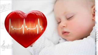 Download Heartbeat sound White Noise 10 hours relaxing sound Video