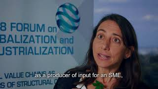 Download OECD's Ana Novik at the 2018 Forum on Globalization and Industrialization Video