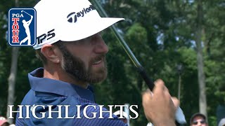 Download Dustin Johnson extended highlights   Round 4   THE NORTHERN TRUST Video